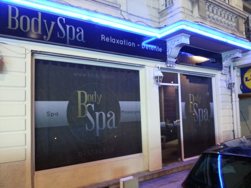 Body spa massages naturistes et sensuels nice 06000 - Salon massage body body paris ...