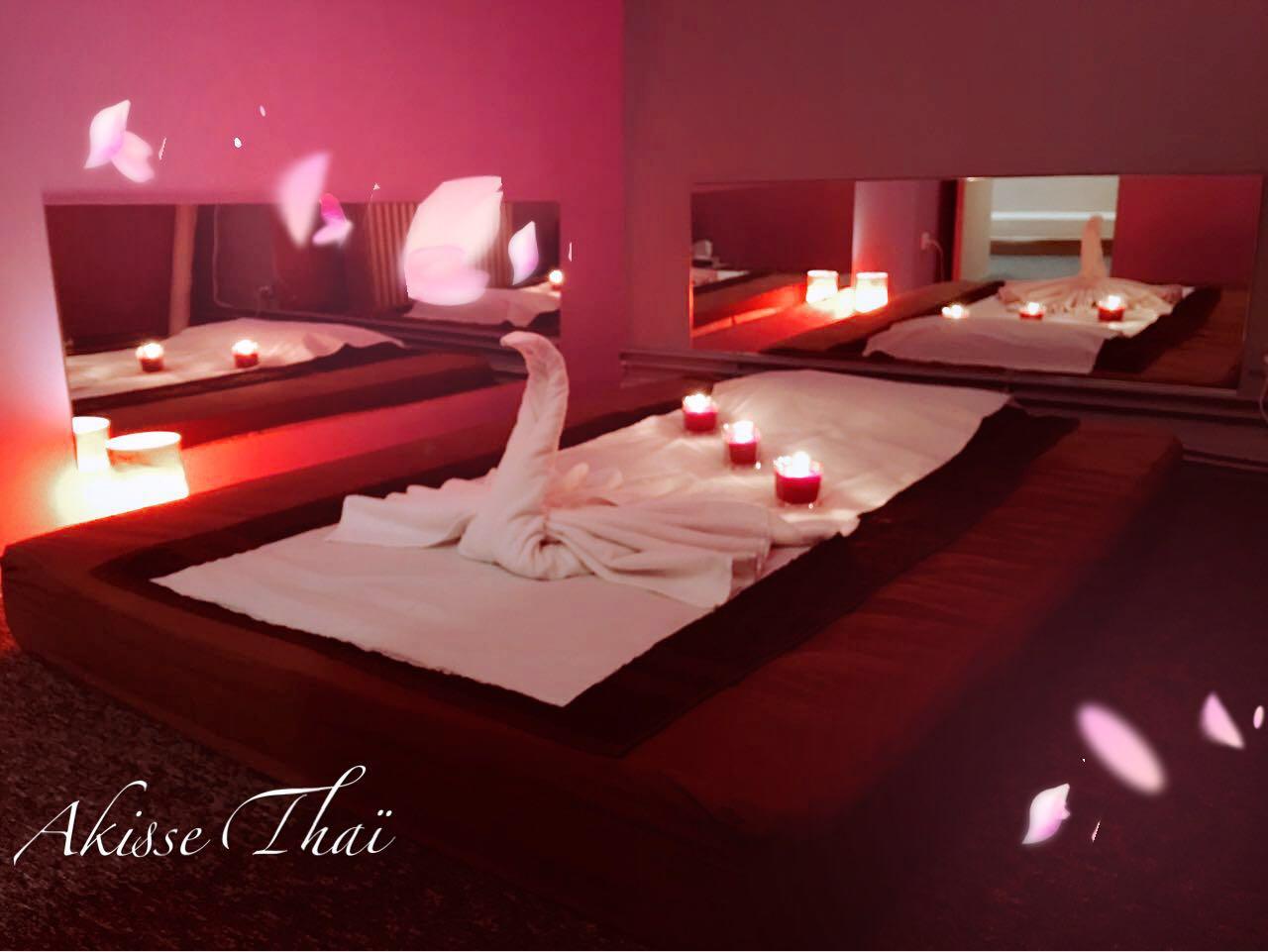Akisse tha spa massages naturistes et sensuels paris - Salon de massage avec finition a paris ...